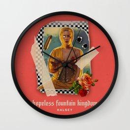 HFK No. 4 Wall Clock