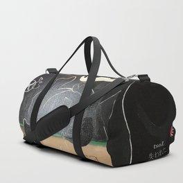 Composition Duffle Bag