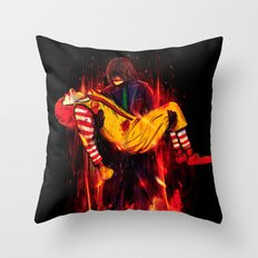 This Is Not a Joke! Throw Pillow