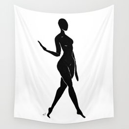 Graceful Wall Tapestry