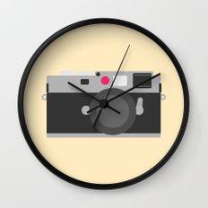 Leica Wall Clock