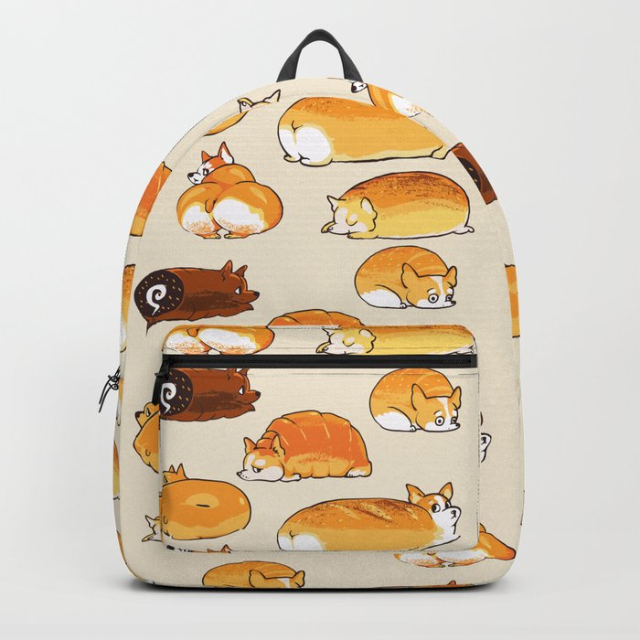 Bread Corgis Backpack