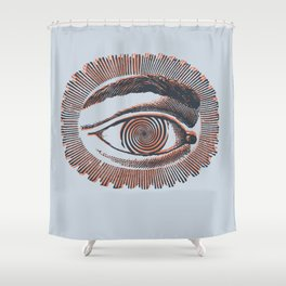 giucas casella Shower Curtain