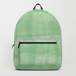 Green Strokes Backpack