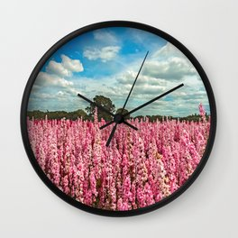 Bold Is Beautiful Wall Clock