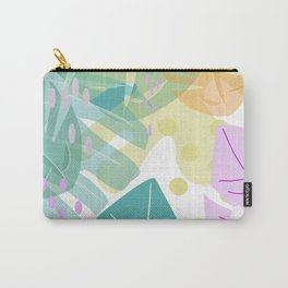 Pastel Jungle #society6 #buyart #decor Carry-All Pouch