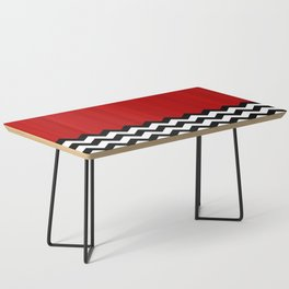 Twin Peaks - The Red Room Coffee Table