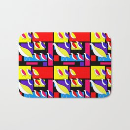 Partridge Parade Bath Mat