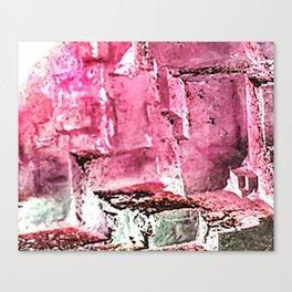 Purple Fluorite Canvas Print