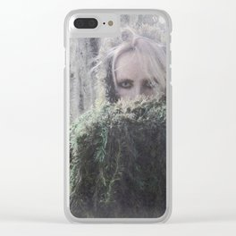 "Vamplified ""Hoodoo on the Bayou"" Clear iPhone Case"