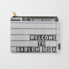 Welcome to Harlem Carry-All Pouch