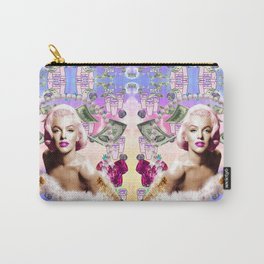 MARILYN MONROE KAWAII PINK SEAPUNK Carry-All Pouch
