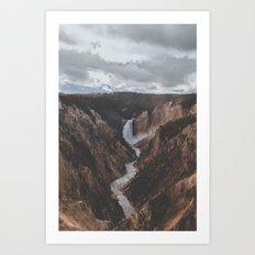 Wyoming XIV Art Print