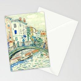 "Maurice Prendergast ""Little Bridge, Venice"" Stationery Cards"
