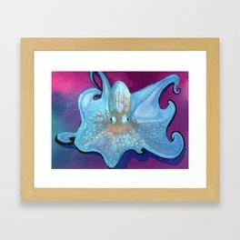 Octopus #4 Framed Art Print