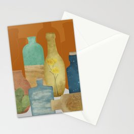 Deconstructed Desert Stationery Cards
