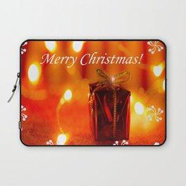 Merry Christmas Still Life #decor #society6 Laptop Sleeve