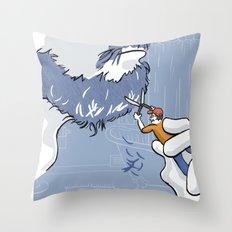 Trimmer Throw Pillow
