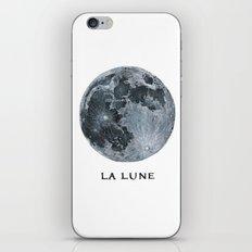 La Lune iPhone & iPod Skin