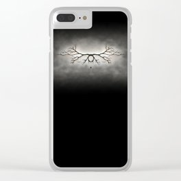 upyro Clear iPhone Case
