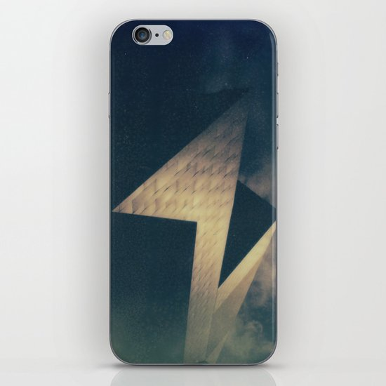 Finlandia Hall iPhone & iPod Skin