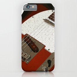 Electric Guitar iPhone Case
