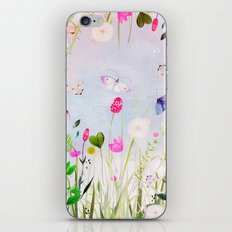 memoryfields iPhone & iPod Skin