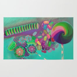 Lollipop & Jelly Beans Rug