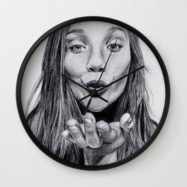 Maddie Ziegler Wall Clock