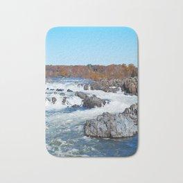 Great Falls Virginia Bath Mat