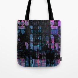 The Grid Tote Bag