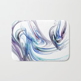 Colour Abstractions Bath Mat