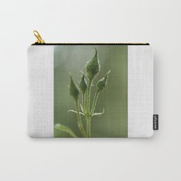 New Rose Unbloomed Carry-All Pouch