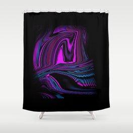 dreamland phantom Shower Curtain
