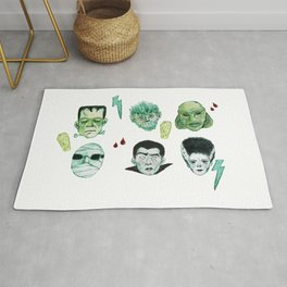 Monsters Rug