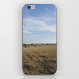 Ranch Life iPhone Skin