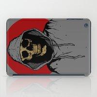 returns iPad Cases featuring Skullboy Returns by Matthew Dunn