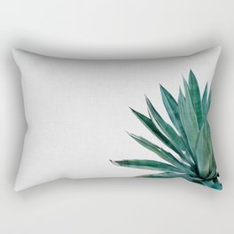 Agave Cactus Rectangular Pillow