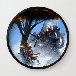 Aloy [Horizon Zero Dawn] Wall Clock