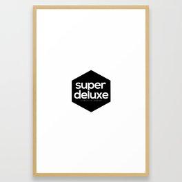 SD Logo Framed Art Print