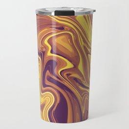 Golden Marble 022 Travel Mug