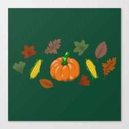 Fall #4 Canvas Print