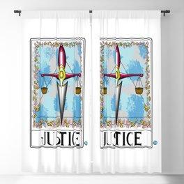 Libra - Justice Blackout Curtain