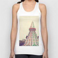carnival Tank Tops featuring Carnival by J Butterfield Photography