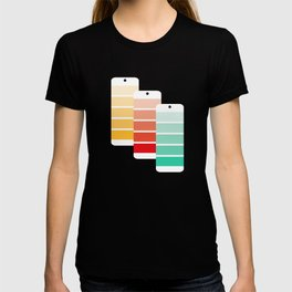 Design Color Swatches T-shirt