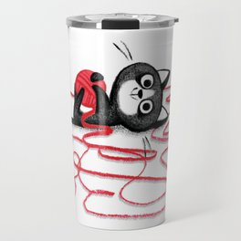 Paws off! Travel Mug