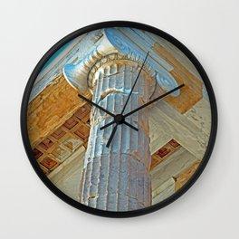 Athens, The Propylaea Wall Clock
