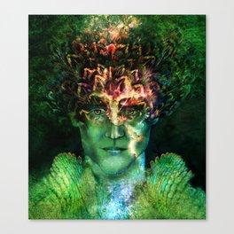 The Green Man Canvas Print