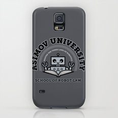 I Majored in Robot Law Galaxy S5 Slim Case