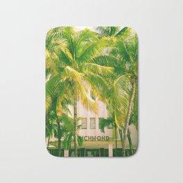 Art Deco Miami Beach #17 Bath Mat